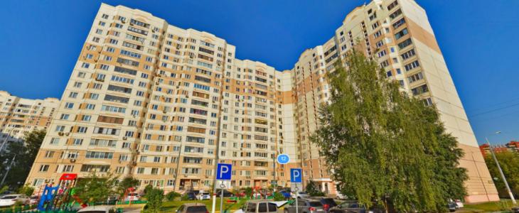 МКД Химки, Новозаводская, 12